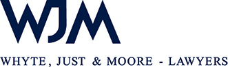 Whyte Just & Moore Lawyers Logo